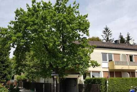 2-Zimmer Wohnung nähe Partnachplatz, ruhig gelegen mit zwei großen Balkonen