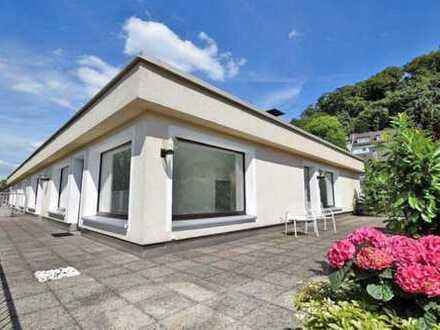 Werdener Highlight! 138 m² Penthouse-Wohnung nur einen Steinwurf zur Ruhr