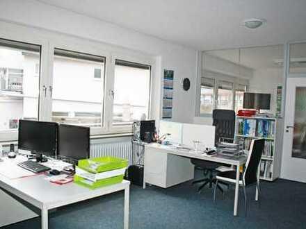KL-Nähe Gartenschau - Büroräume mit Halle und PKW-Stellplätzen