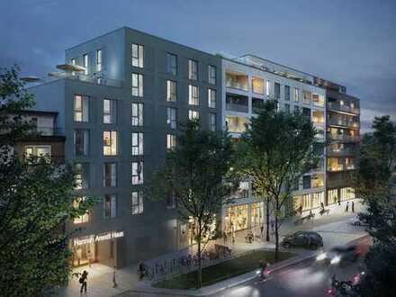 Moderne 2-Zi.-Wohnung mit hochwertiger Ausstattung in idealer Lage