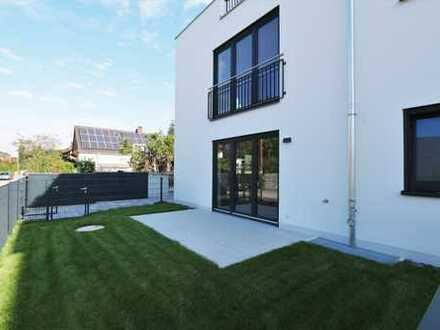 Neubau! - Große 1-Zimmer-Wohnung mit eigenem Garten!