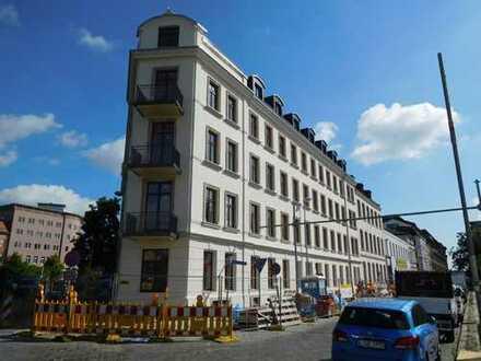 Schöne drei Zimmer Wohnung in Leipzig, Zentrum-Ost