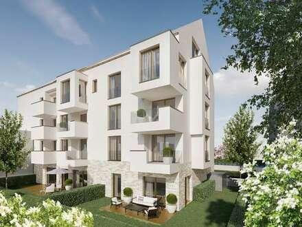 Sonnige 3-Zimmerwohnung mit 3,03m Deckenhöhe und Garten