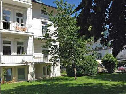 Ruhig und zentral - Wohnung im Grünen