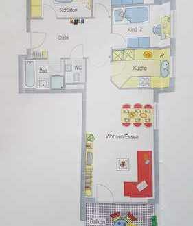4,5 Zimmer Wohnung in bevorzugter Wohnlage in Sachsenheim