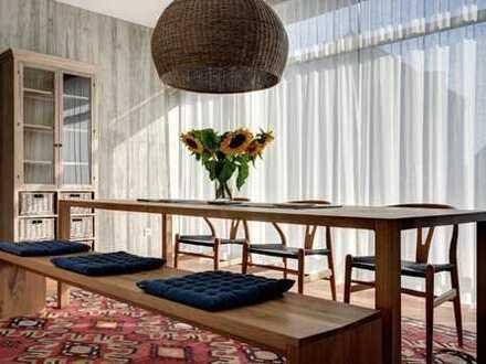 stilvoll möblierte Apartments, zentral und nahe der Kastanienallee