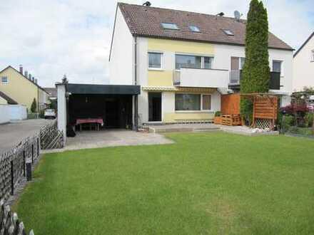 N-Herpersdorf, DHH ca.121 qm Wfl./330 qm Grund, EBK g. Ablöse,Garten,Terrasse, Garage, Pkw-Stellpl.
