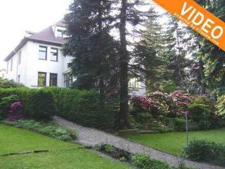 Achtung Altbauliebhaber - Großzügige 2 Zimmerwohnung in Villa, ideal für Akademiker, Nähe TU