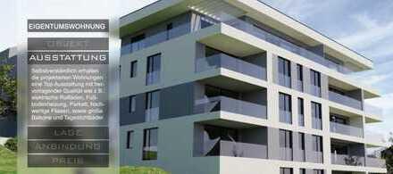 Erstbezug: exklusive 2-Zimmer-Penthouse-Wohnung mit Terrasse in Bretten