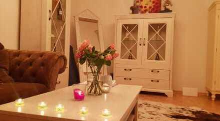 Kernsanierte und teilmöblierte Wohnung mit Balkon und Einbauküche in Hannover-List