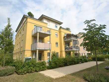 Kinderfreundlich modernes Wohnen im Herzen Lichterfelde-West - sonnige Terrassen-Wohnung - Grünlage