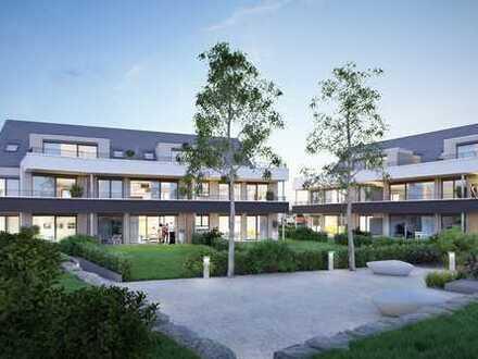 Erstbezug mit Einbauküche und Balkon: stilvolle 2-Zimmer-Wohnung in Kirchheim unter Teck