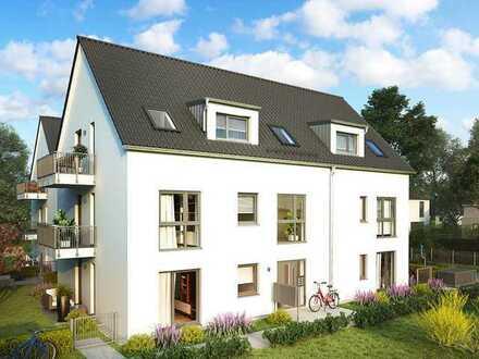 Exklusive Eigentumswohnung mit 2 Balkonen und Gäste-WC +Entdecken mit 360° - Tour+ letzte Einheit!