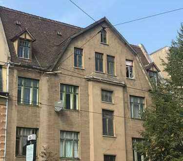 Sanierungsobjekt mit 961 m² Wohnfläche nach Sanierung in sehr guter Wohnlage von Halle (Saale)