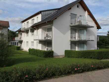 GOLFRESORT DREI THERMEN - Bad Bellingen-Hertingen 4 Sterne Ferienwohnung 2-Zimmer EG