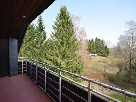 Wunderschöne, großzügige Dachgeschoss-Wohnung mit toller Aussicht!