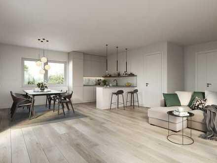Lebensqualität: Familienfreundlich Wohnen mit hellen Wohnräumen und Balkon