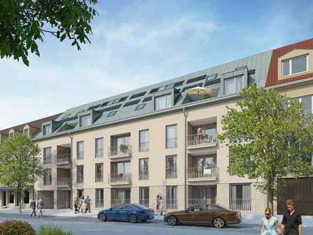 Wohngesunde 2-Zimmer-Wohnung in bester Lage und Umgebung