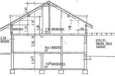 Gepflegte Doppelhaushälfte in bevorzugter Wohnlage