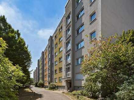 frisch sanierte 1-Raum-Wohnung I mit Balkon