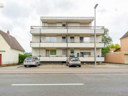 Vermietete 1ZKBB Wohnung mit Außenstellplatz zum Kauf in Ingelheim-West