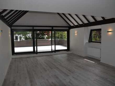 Wunderschöne Wohnung mit großer Dachterrasse ruhig gelegen in Junkersdorf