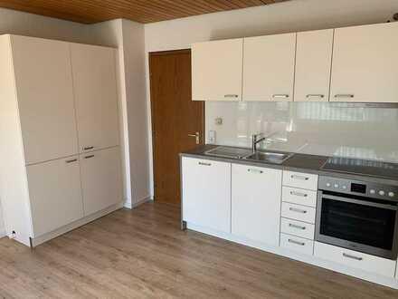 Vermietung an Single oder Paar : 3,5 Zimmer DG-Wohnung in 71157 Hildrizhausen