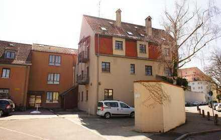 Maisonette Wohnung mit 4,5 Zimmer in der Augsburger Stadtmitte