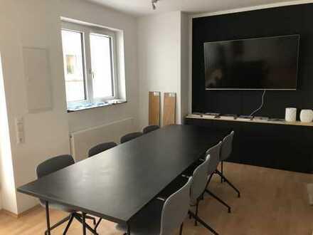Stilvolles neuwertiges Büro 3,5 Zimmer mit Dachterrasse und EBK in Ulm