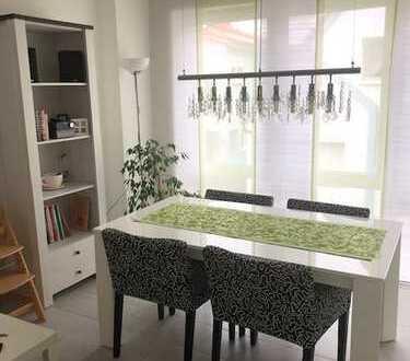 Helle 2 Zimmer-Eigentumswohnung mit Balkon in gefragter Lage von Bürstadt