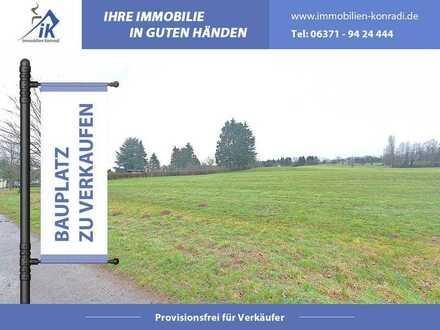 IK | Reserviert! Welschbach: Investieren Sie in die Zukunft: Grünfläche zu verkaufen.