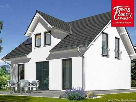 Schönes GRUNDSTÜCK mit tollem Familienheim in Ottmarshausen