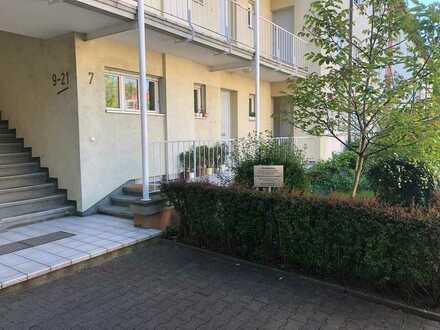 Voll möblierte 1-Zimmer Wohnung in zentraler Lage Frankfurts!