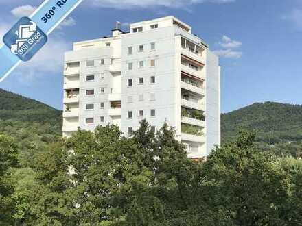 Pünktlich zum Semesterbeginn: Freies Apartment mit Balkon und Stellplatz in Heidelberg