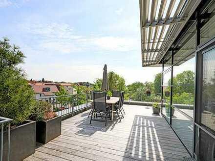 Über den Dächern von Bad Zwischenahn - Penthouse in bester zentraler Lage