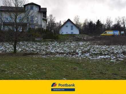 BAUTRÄGER AUFGEPASST: Grundstück in Wilnsdorf-Rudersdorf mit Fernblick