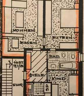 Modernisierte 3-Zimmer-Wohnung mit großem Balkon in Bergheim