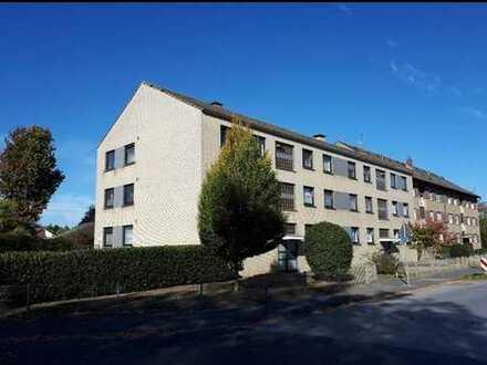 Helle und moderne 3-Zimmer-Wohnung mit Balkon und Einbauküche im Zentrum von Hamminkeln
