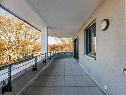 Erstbezug! Diese exklusive Penthouse-Wohnung in zentraler Lage wird Sie begeistern!