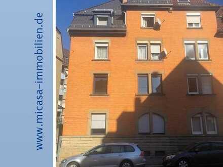 Topsanierte und gemütliche 3-Zimmer Wohnung in Stuttgart Ost - sofort beziehbar -