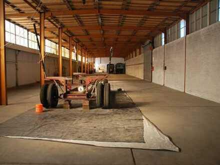 Bahrenfleth: Große Hallenflächen zu vermieten! OTTO STÖBEN!