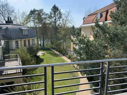 Haus im Haus mit 365 m² (ggf. auch teilgewerblich) auf Seegrundstück