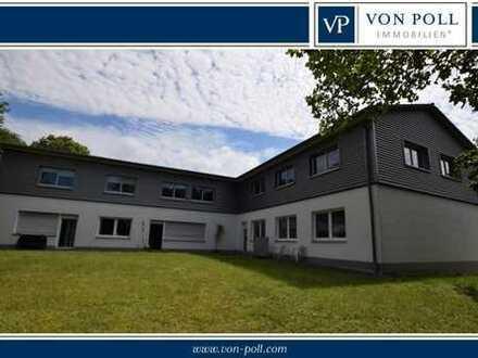 Gewerbeanwesen in Ansbach: Büro/Praxis/Lager/Produktion/Handwerk/Veranstaltung - alles ist möglich!