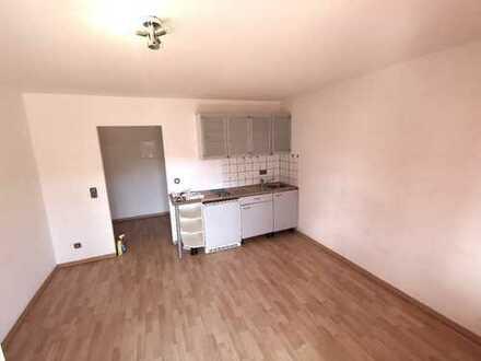 22 m² 1 Zimmerappartement mit Balkon in Mannheim Rheinau zu vermieten.
