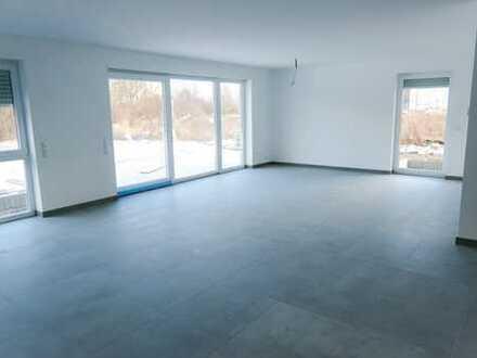Schöne, neue, geräumige vier Zimmer Wohnung in der MELM, Ludwigshafen am Rhein, Oggersheim