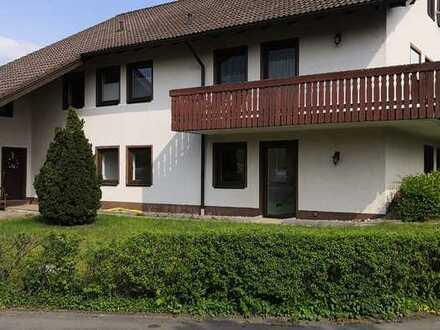 Sanierte 3-Raum-Wohnung mit Einbauküche in Guttenberg