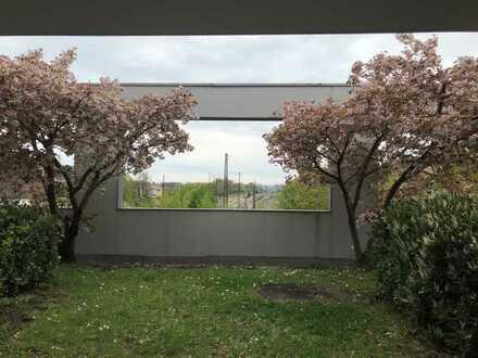 Sonnige 4-Zimmer Maisonettewohnung im Prinz Karl Viertel mit Gartenblick