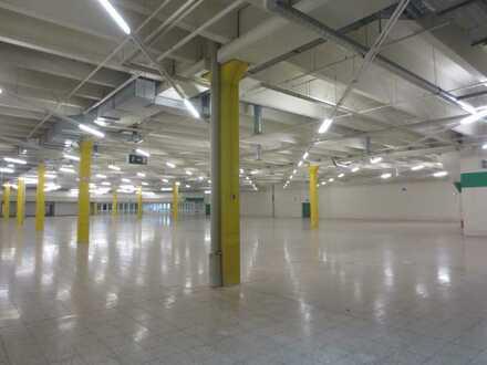 Lager/Produktion m. Rampen 500 - 25.000 m² (Mietpreis gegen Gebot)
