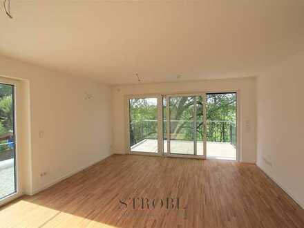 NEUBAU: 3,5-Zimmer Wohnung mit Balkon