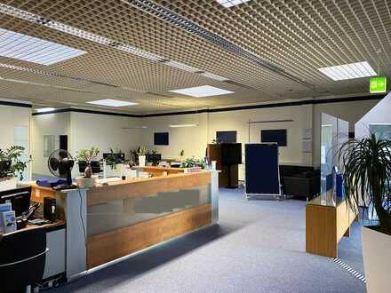 Großzügige Büroflächen in exklusiver Lage